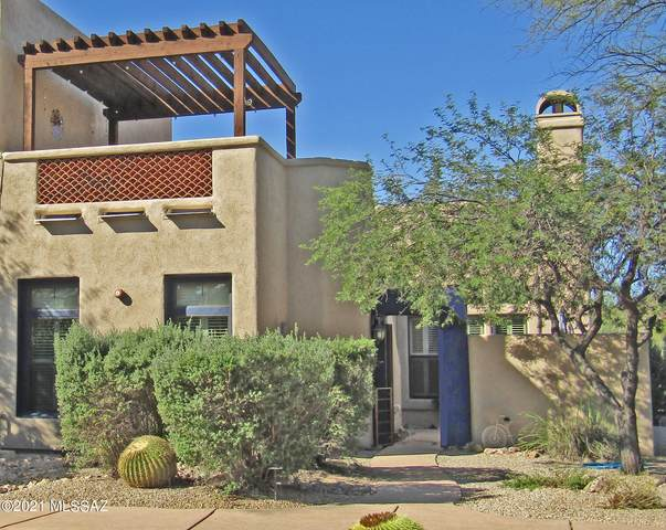 102 Post Way, Tubac, AZ 85646 (#22127625) :: Long Realty - The Vallee Gold Team