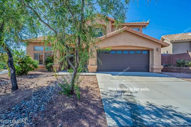 10591 N Calle Mira Mesa, Tucson, AZ 85737 (#22127653) :: Tucson Property Executives