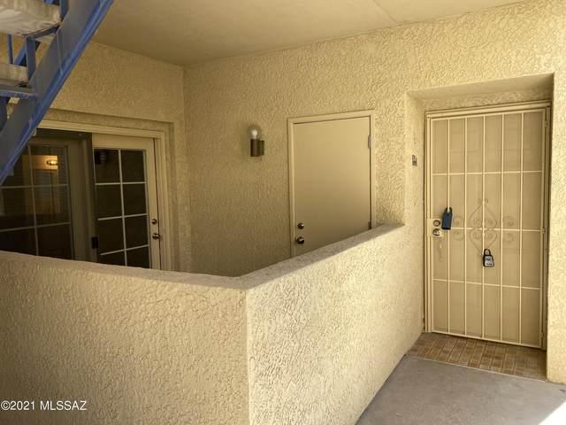 1200 E River Road D49, Tucson, AZ 85718 (#22127655) :: The Crown Team
