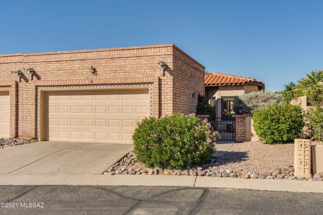 61 E Inverness Drive, Tucson, AZ 85737 (#22127661) :: Tucson Property Executives