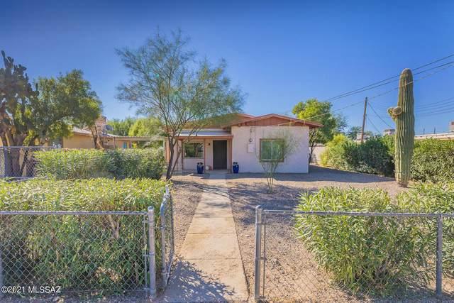 3938 E Monte Vista Drive, Tucson, AZ 85712 (#22127678) :: The Crown Team