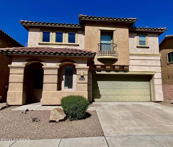 1596 W Blue Horizon Street, Tucson, AZ 85704 (#22127688) :: The Crown Team