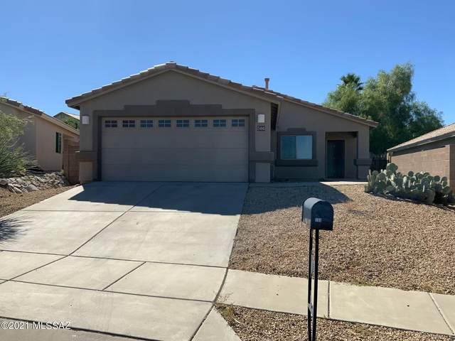 506 E Greg Rock Road, Vail, AZ 85641 (#22127690) :: Tucson Property Executives