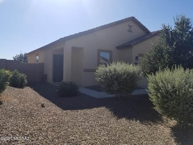11407 W Spear Shaft Drive, Marana, AZ 85658 (#22127695) :: Tucson Property Executives