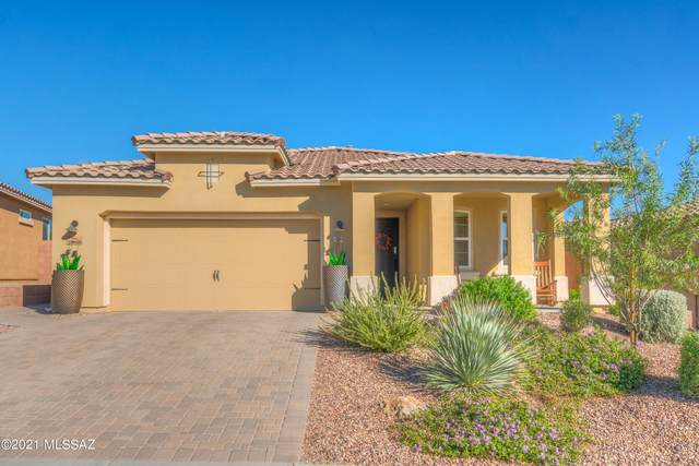 14046 N Silverleaf Lane, Marana, AZ 85658 (#22127698) :: Tucson Property Executives