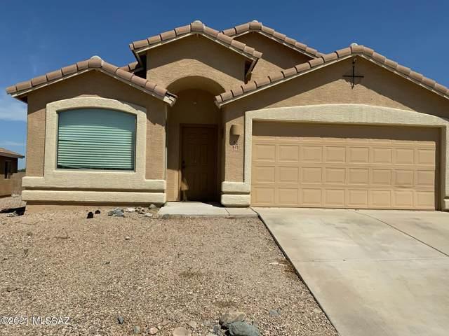 625 E Blue Rock Way, Vail, AZ 85641 (#22127704) :: Tucson Property Executives