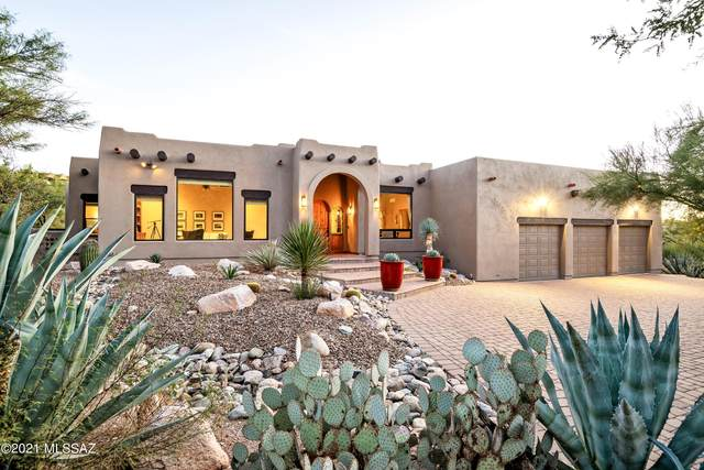 6526 E Via Amable, Tucson, AZ 85750 (#22127715) :: The Crown Team
