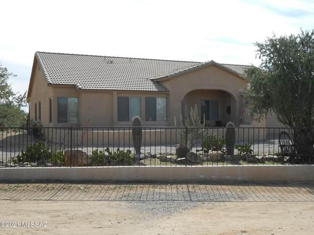 5115 W Sumter Drive, Tucson, AZ 85742 (#22127721) :: The Crown Team