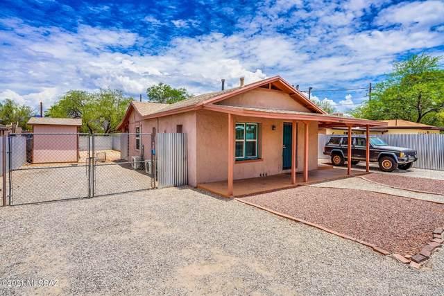 3337 E Flower Street, Tucson, AZ 85716 (#22127759) :: The Crown Team
