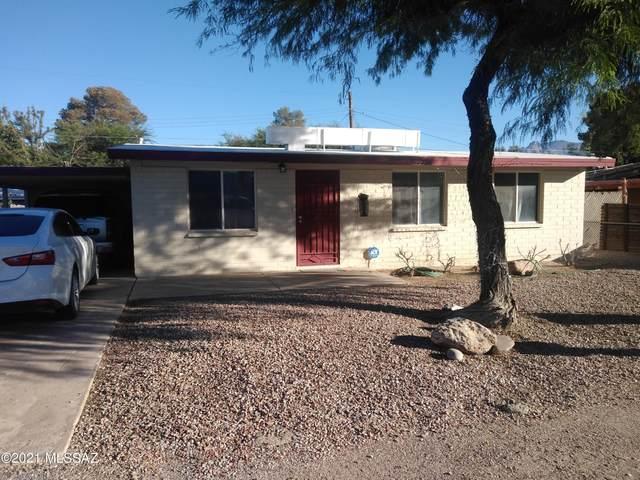 618 W El Caminito Place, Tucson, AZ 85705 (#22127770) :: The Crown Team