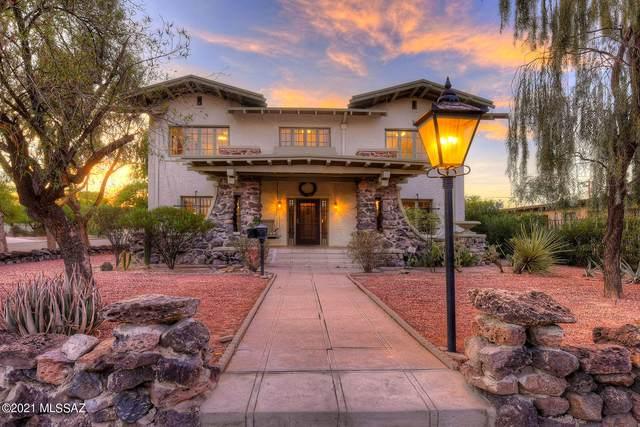 950 N 6th Avenue, Tucson, AZ 85705 (#22127771) :: The Crown Team