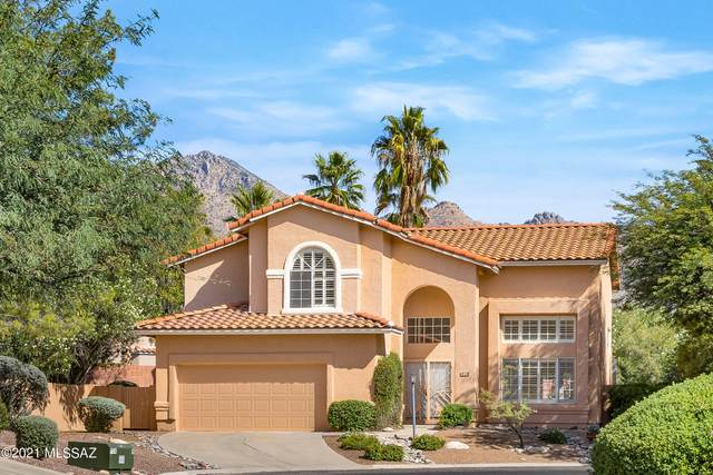 7401 E Santidad Place, Tucson, AZ 85750 (#22127788) :: The Crown Team