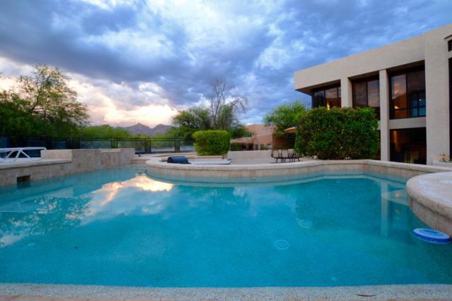7261 E Ventana Canyon Drive, Tucson, AZ 85750 (#21621527) :: Long Realty - The Vallee Gold Team