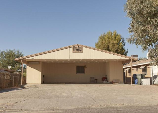 126 & 128 W Lee Street, Tucson, AZ 85705 (#21711813) :: RJ Homes Team