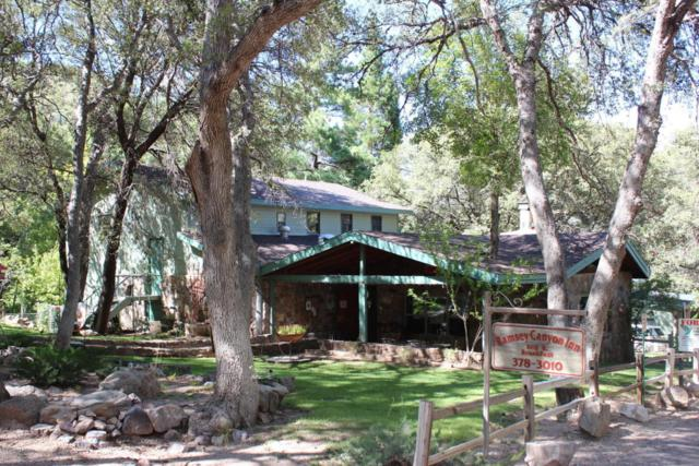 29 E Ramsey Canyon Road, Hereford, AZ 85615 (#21721784) :: Long Realty - The Vallee Gold Team