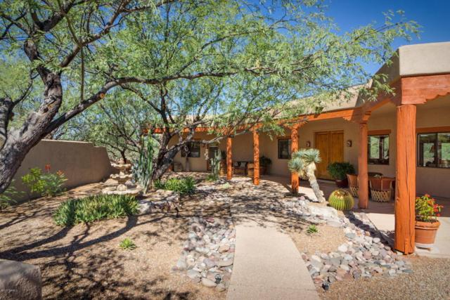 8705 E Honeybear Place, Tucson, AZ 85749 (#21721827) :: Long Realty - The Vallee Gold Team