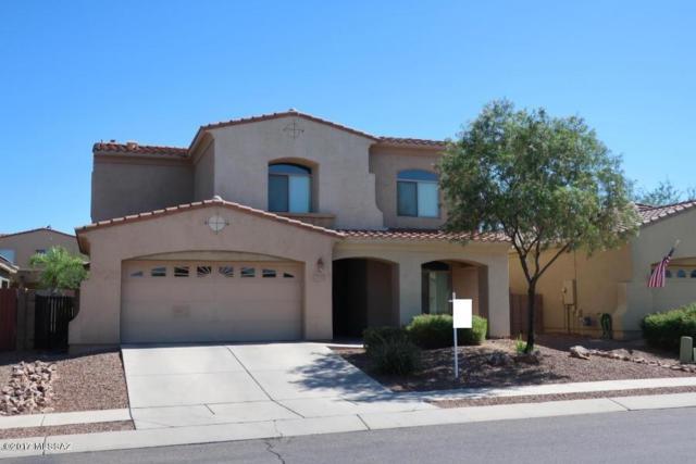 13022 N Bellbird Drive, Oro Valley, AZ 85755 (#21724488) :: Long Realty - The Vallee Gold Team