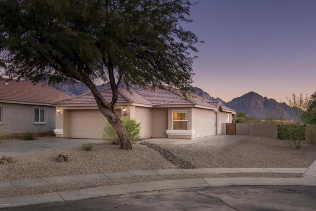 2152 E Tabular Place, Oro Valley, AZ 85755 (#21728000) :: Keller Williams
