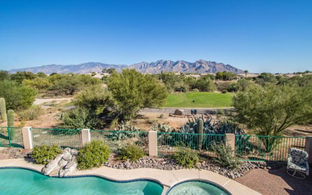 11100 N Divot Drive, Oro Valley, AZ 85737 (#21728654) :: Long Realty - The Vallee Gold Team