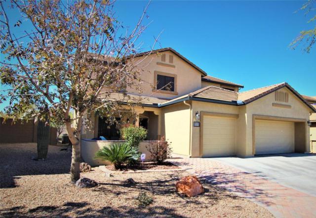 5888 S Copper Hills Drive, Tucson, AZ 85747 (#21728801) :: Long Realty Company