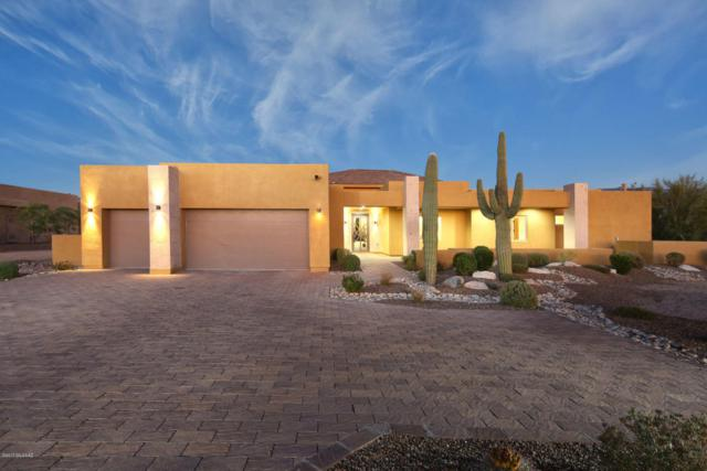2706 N Megafauna Court, Tucson, AZ 85749 (#21729443) :: Long Realty - The Vallee Gold Team