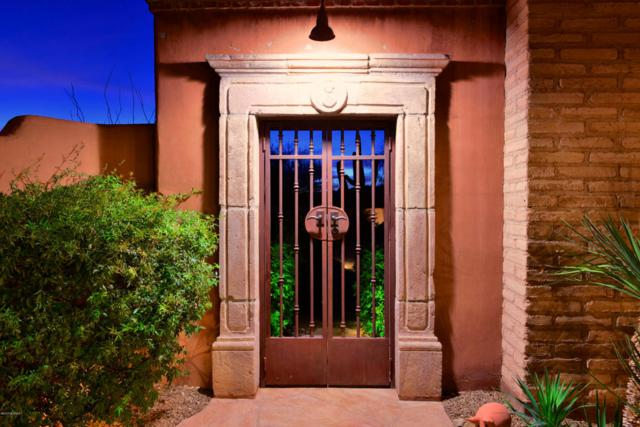 535 E Dusty View Drive, Oro Valley, AZ 85755 (#21729934) :: Keller Williams