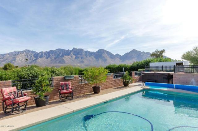 11700 N Mandarin Lane, Oro Valley, AZ 85737 (#21730074) :: RJ Homes Team
