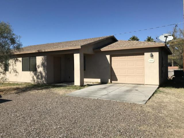 2545 E Glenn Street, Tucson, AZ 85716 (#21730612) :: RJ Homes Team