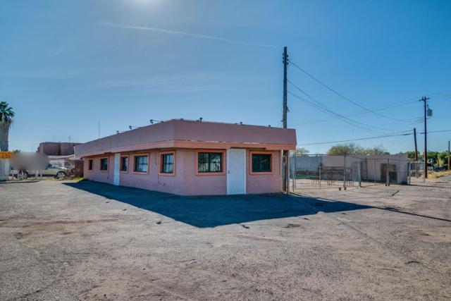 3902 S 12th Avenue, Tucson, AZ 85714 (#21801712) :: Long Realty Company