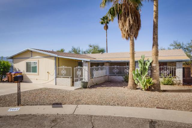 7451 N Gilbert Place, Tucson, AZ 85741 (#21801859) :: Stratton Group