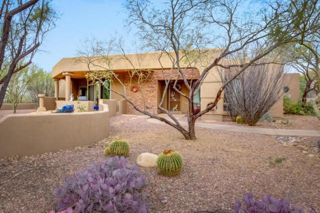 13851 N Bowcreek Springs Place, Oro Valley, AZ 85755 (#21802253) :: Long Realty Company