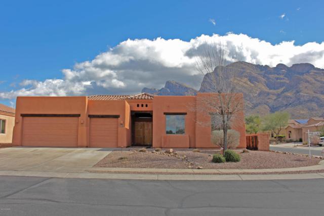 9536 N Placita Roca De Bronce, Oro Valley, AZ 85737 (#21804998) :: RJ Homes Team