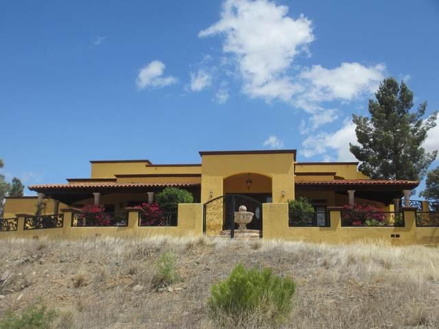 1150 E Canon Del Oro Lane, Nogales, AZ 85621 (#21805709) :: AZ Power Team | RE/MAX Results