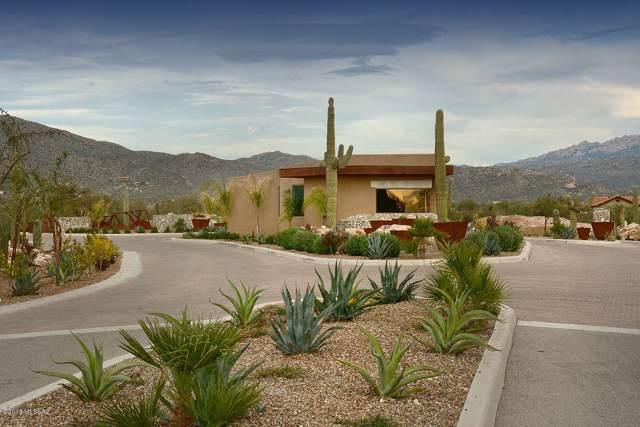 2890 N Megafauna Court #16, Tucson, AZ 85749 (#21807051) :: Long Realty - The Vallee Gold Team