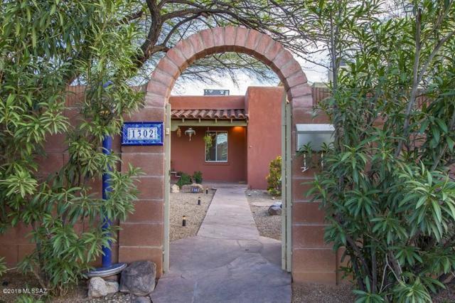 1302 E Hampton Street, Tucson, AZ 85719 (#21807198) :: Long Realty Company