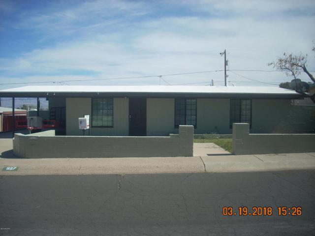 927 W 6th Avenue, San Manuel, AZ 85631 (#21807800) :: Long Realty Company