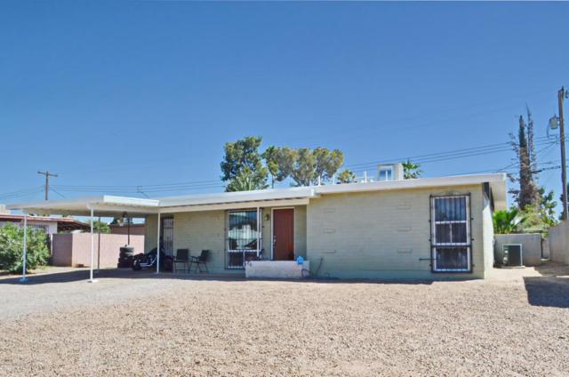 6018 E 33rd Street, Tucson, AZ 85711 (#21809181) :: Long Realty Company