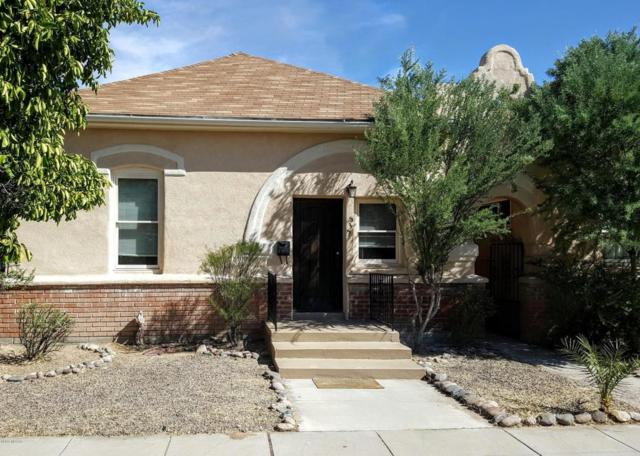 535 S 5th Avenue, Tucson, AZ 85701 (#21809918) :: Gateway Partners at Realty Executives Tucson Elite