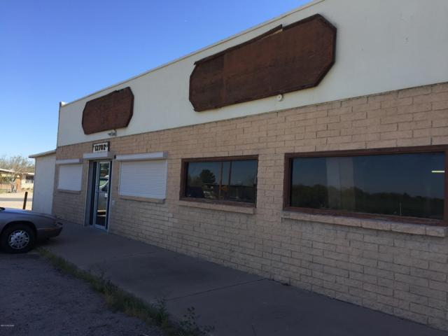 12702 N Sanders Road, Marana, AZ 85653 (#21809959) :: Long Realty - The Vallee Gold Team