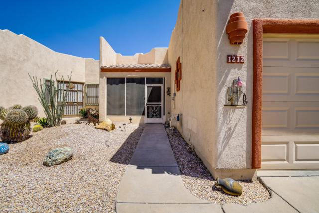 1212 N Hillsboro Avenue, Green Valley, AZ 85614 (#21811332) :: Stratton Group