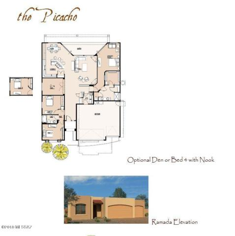 1489 N Ohana Place, Tucson, AZ 85715 (#21811409) :: Long Realty Company
