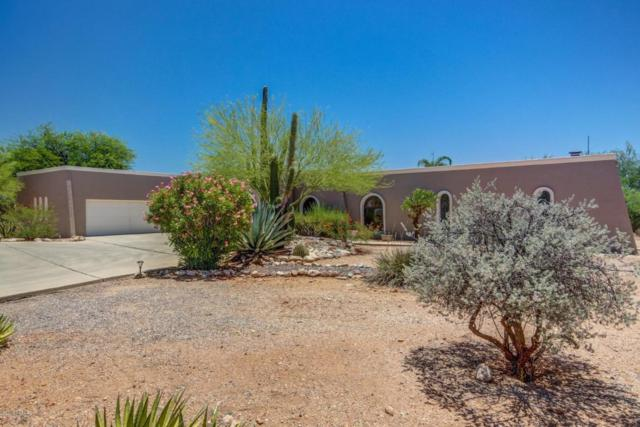 5221 N Foothills Drive, Tucson, AZ 85718 (#21813971) :: Long Realty - The Vallee Gold Team