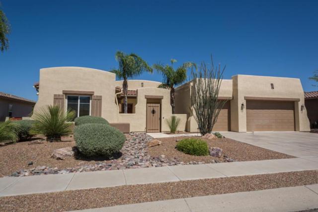 12661 N Rock Creek Road, Oro Valley, AZ 85755 (#21814149) :: The Josh Berkley Team