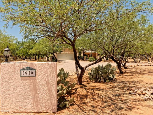 3939 W Calle Siete, Green Valley, AZ 85622 (#21814531) :: Long Realty Company