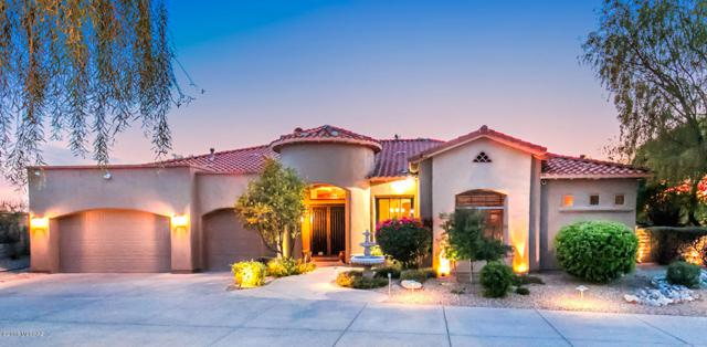 6044 N Pinnacle Ridge Drive, Tucson, AZ 85718 (#21816784) :: Long Realty Company