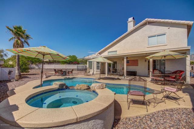 2092 W Hidden Pointe Court, Oro Valley, AZ 85737 (#21816805) :: Keller Williams