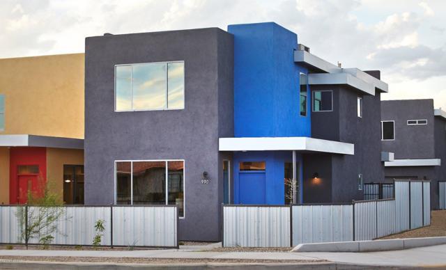 816 E Park Modern Drive, Tucson, AZ 85719 (#21817428) :: Long Realty Company