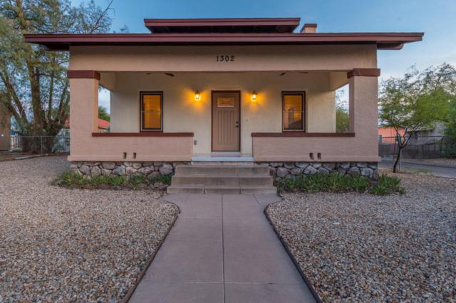 1302 E 9Th Street, Tucson, AZ 85719 (#21819231) :: Gateway Partners at Realty Executives Tucson Elite