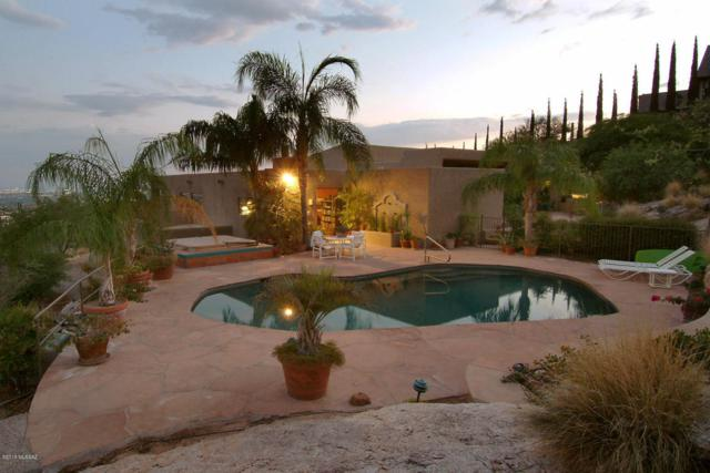 7063 N Mission Hill Lane, Tucson, AZ 85718 (#21821640) :: Long Realty - The Vallee Gold Team