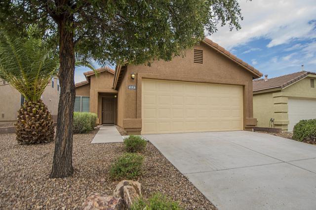 698 W Firehawk Drive, Green Valley, AZ 85614 (#21821643) :: Long Realty Company